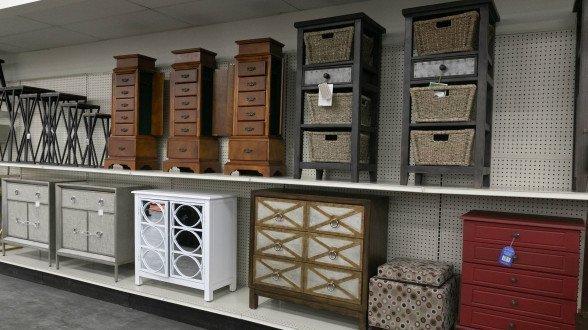 Furniture on Display